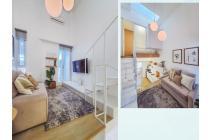 Rumah American Style di BSD city