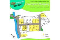 Tanah Dekat Kampus Pamulang Tangsel, Cocok Untuk Investasi