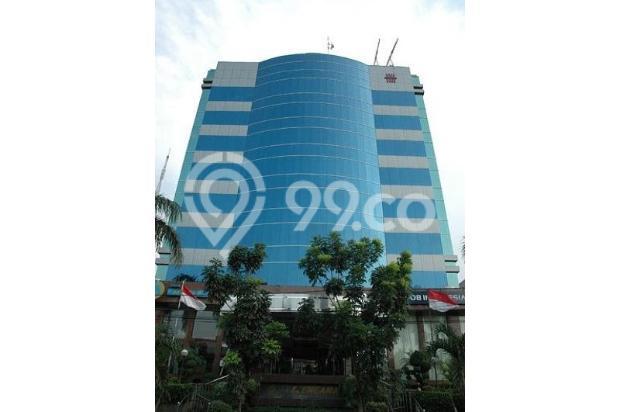 Disewa Ruang Kantor 300 sqm di Graha Kencana, Kebon Jeruk, Jakarta 13608036