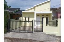 Rumah LT.90 Full Renovasi Bebas Banjir
