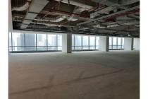 Jual Office Space The City Center (TCC) Batavia 550 m2 bare condition