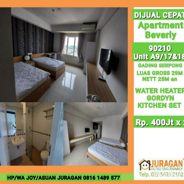 APARTMENT BEVERLY GADING SERPONG
