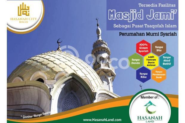 Perumahan KPR Sistem Syariah Tanpa Bi Checking dekat MM2100 15424324