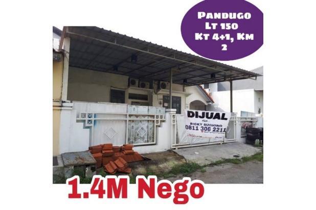 Rumah Dijual PANDUGO / PENJARINGAN Bagus Siap Huni Strategis Row Jalan Leba 15830232