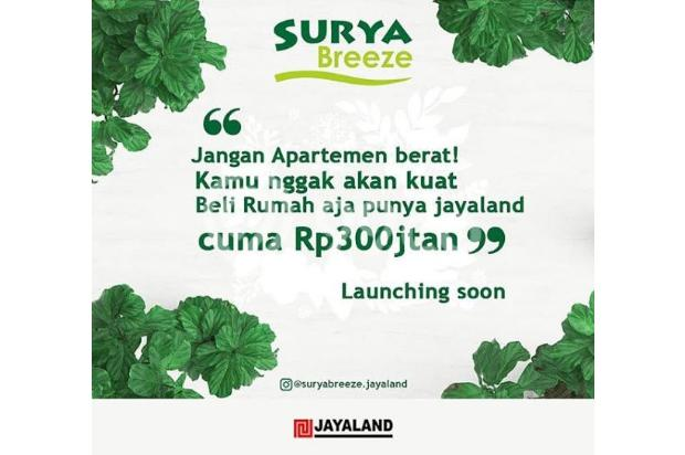 Rumah Murah Jayaland 300 jt an coming soon 16426858