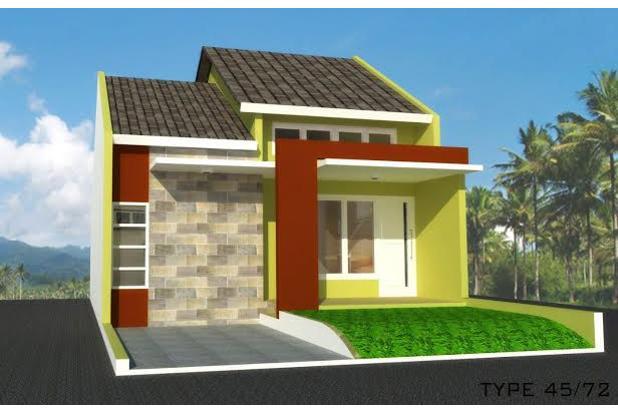 Dijual Rumah Cluster Murah Nyaman dan Asri di Setu, Bekasi 13243732