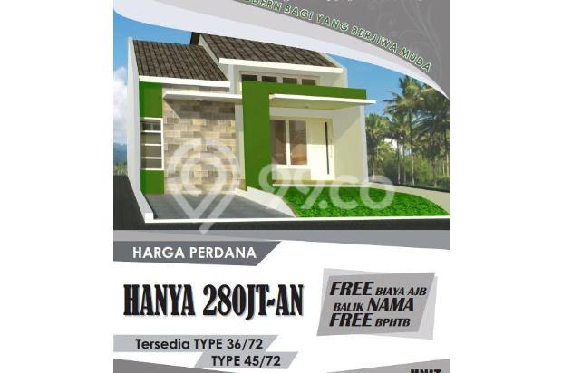 Dijual Rumah Cluster Murah Nyaman dan Asri di Setu, Bekasi 13243734