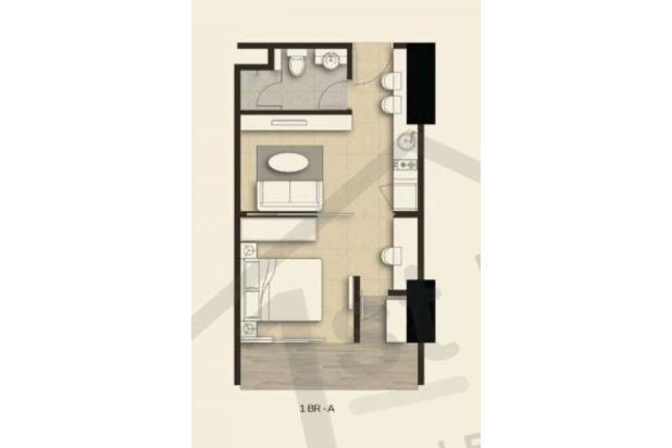 Rp2,07mily Apartemen Dijual