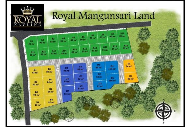 Rp85jt Tanah Dijual