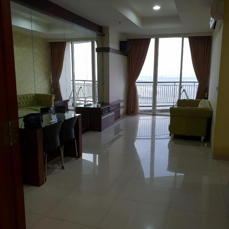 apartemen ancol mansion,hadap laut,lantai 8,harga 2,2 M nego