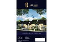 Rumah Baru harga EKONOMIS di HYDEPARK selangkah dari Grand Wisata Bekasi