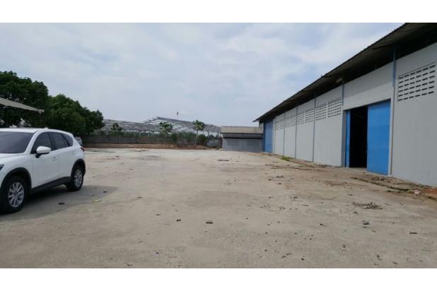 Disewakan Gudang Strategis di Curug Panongan - Tangerang 13960698