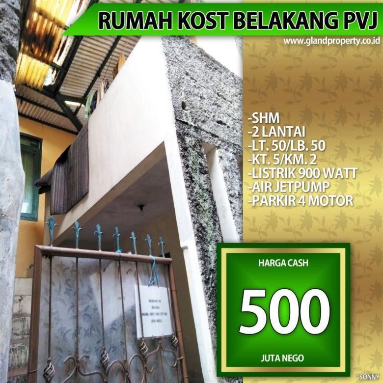 Kostan Investasi Sayap Patus Van Java Mall sarijadi Pajajaran MURAH