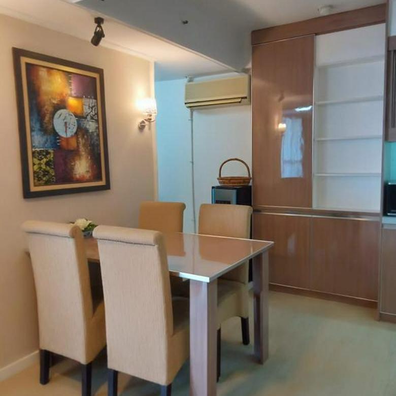 Apartemen Taman Rasuna Said Jakarta selatan, Tower 16, 2BR, Lt25 SHM