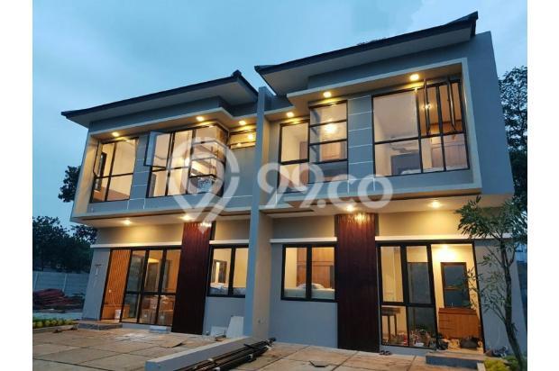 Rumah baru dalam cluster pinggir jala raya di jatiasih 17935448