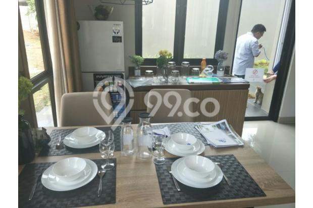 Rumah baru dalam cluster pinggir jala raya di jatiasih 17935499