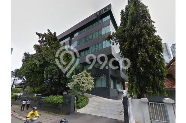 Disewa Ruang Kantor 171 sqm di Rifa Building, Satrio, Jakarta Selatan 13566715