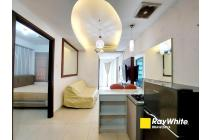 Apartemen di Aspen Apartemen, Cilandak, Tower B, High Floor, Swimming Pool View, Furnished, 2 BR