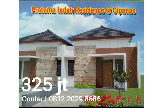 Rp325jt Rumah Dijual