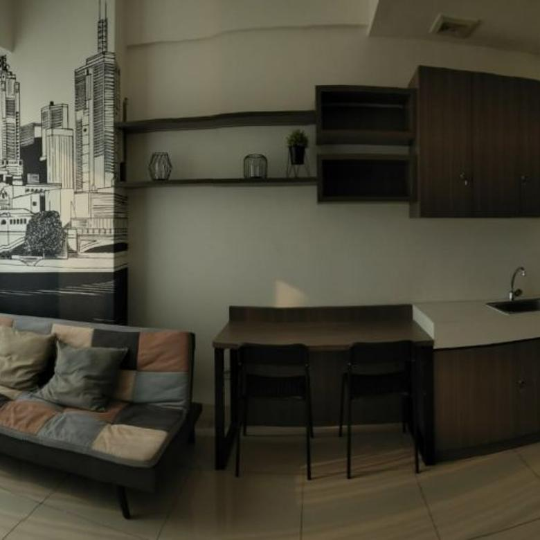 Apartemen Treepark BSD 1 BR lantai 8 furnished