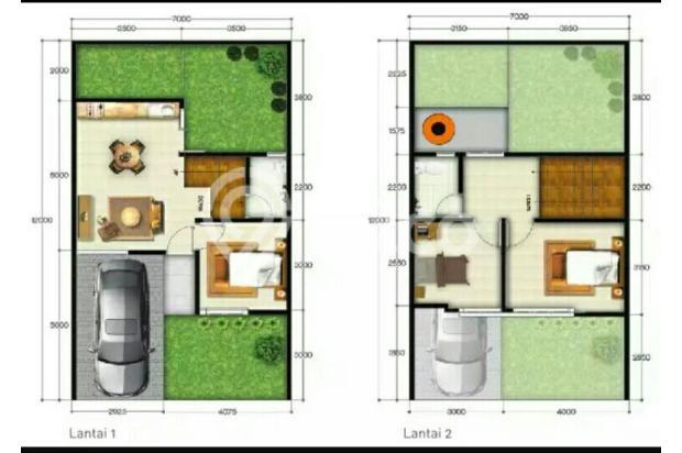 Rumah cluster siap huni di cibubur 15663677