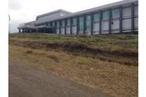 Tanah Kavling Pemandangan Kota Malang Kawasan Kampus UIN 3 Kedokteran