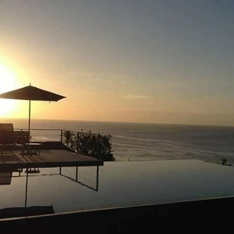 Dijual Vila Spectakuler w/Indian Ocean View di Uluwatu Stratgs