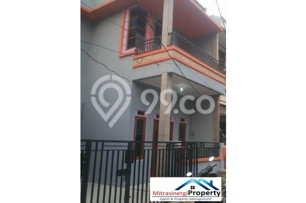 Rumah 2 Lantai di Pejuang Jaya kota Harapan Indah Bekasi 17149915
