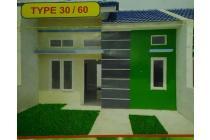Rumah komersial type 30/60 cibitung