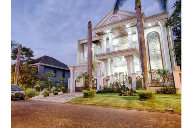 Rumah Mewah Perumahan Lingkar Blimbing Indah, Araya, Malang