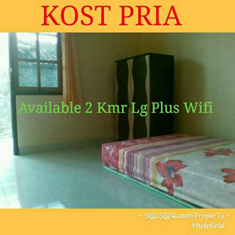 AVAILABLE 2 KMR LG KHUSUS KOST PRIA