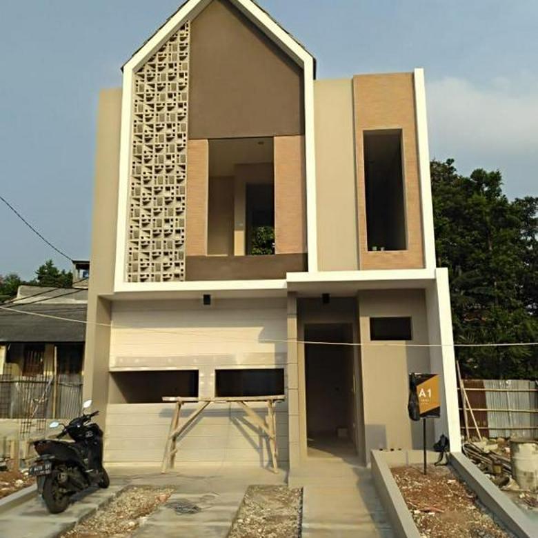 Baru Launching! Rumah Tingkat Instagramable Start From 700 Juta