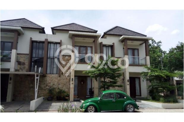 Rumah 2 lantai di dalam town house exclusive di Jatibening, Bekasi 12960391