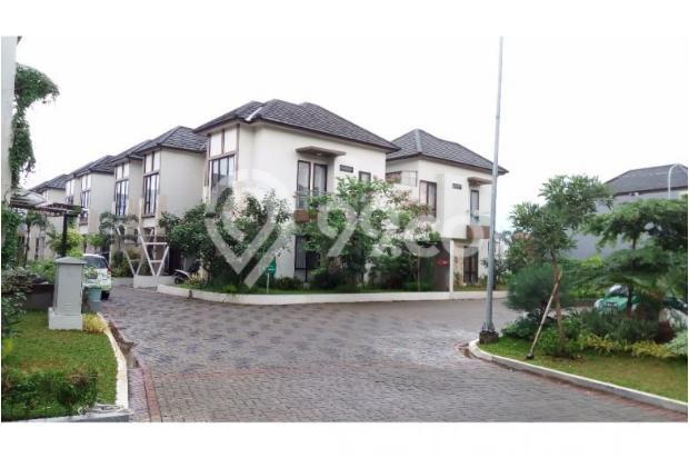 Rumah 2 lantai di dalam town house exclusive di Jatibening, Bekasi 12960402