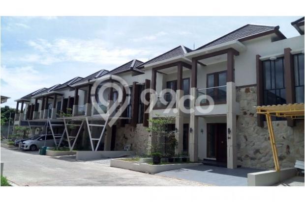 Rumah 2 lantai di dalam town house exclusive di Jatibening, Bekasi 12960399