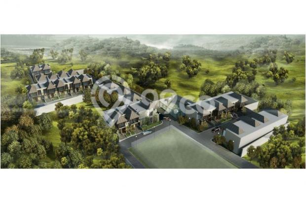 Rumah 2 lantai di dalam town house exclusive di Jatibening, Bekasi 12960398