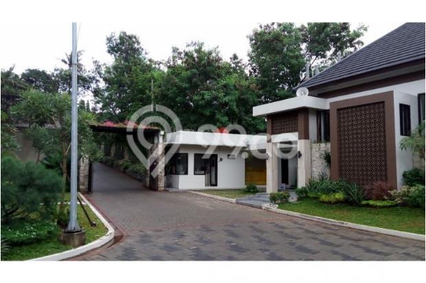 Rumah 2 lantai di dalam town house exclusive di Jatibening, Bekasi 12960403
