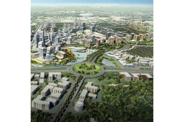 Rumah Cluster Summarecon Bandung Untuk Kaum Urban dengan Fasilatas Lengkap 14823918