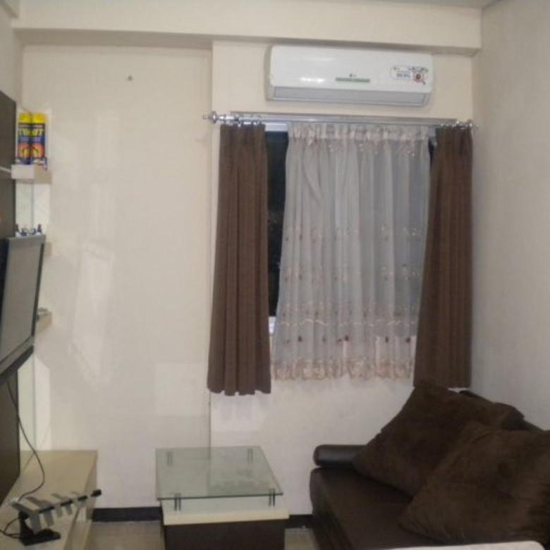 Apartemen 2 Kamar Full furnish, Harga murah, siap huni, di Kota Bandung
