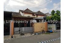 DISEWAKAN rumah Plamongan Indah, Pedurungan, Semarang, Rp 18jt/th