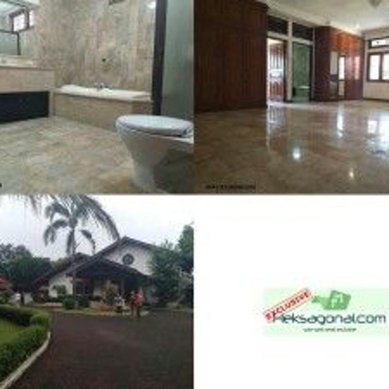 Rumah Mewah Tanah Luas Di Wijaya Kusuma Fatmawati Jakarta hks5338