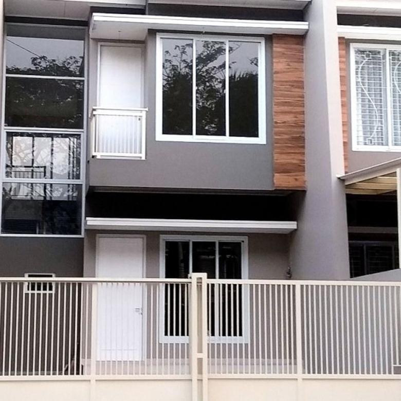 Villa Melati Mas Regency Serpong BSD City dkt sekolah athalia