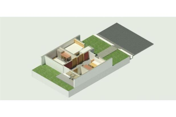 Rp140jt/bln Rumah Disewa
