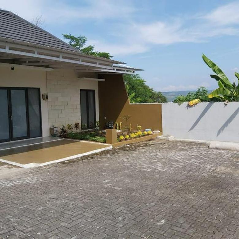 rumah murah sendangmulyo bebas banjir kawasan cluster