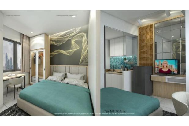 Rp343jt Apartemen Dijual