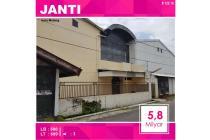 Gedung Olahraga di Janti kota Malang _ 122.18