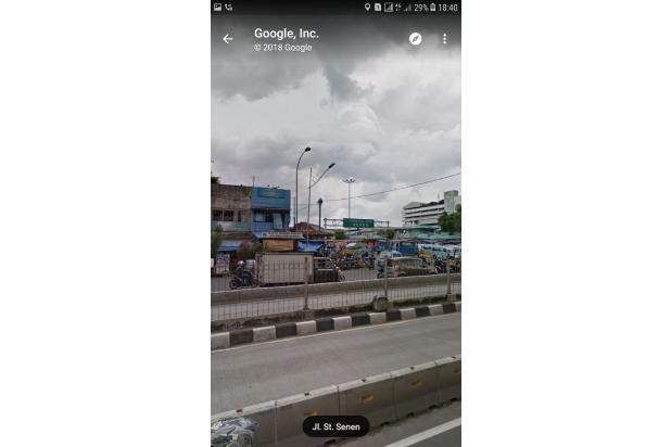 Dijual Lahan Strategis di Jl Raya Senen Jakarta Pusat 17826018