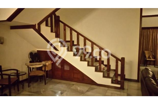 Rumah Mewah (Marmer semua), Full Furnished, di BUKIT CINERE INDAH 13426062