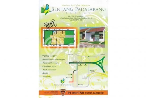 Rumah di jual padalarang murah baru bisa KPR strategis 12181266