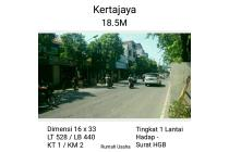 Rumah Usaha Kertajaya Surabaya